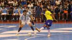 Argentina y Brasil empataron 0-0 por la Copa América de Futsal - Noticias de futsal