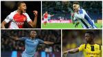 Los 20 futbolistas nominados para el premio Golden Boy 2017 - Noticias de golden boy