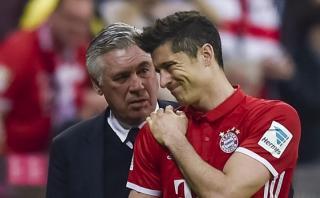 Robert Lewandowski es duda para duelo ante el Real Madrid