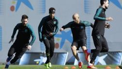 """Javier Mascherano: """"Otros hicieron lo mismo que Neymar"""""""