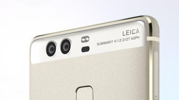 Huawei: ¿Cuál tiene mejor cámara? ¿El P9 o el P10?