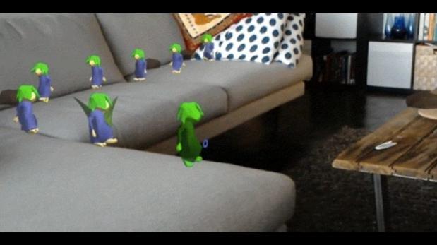 Los Lemmings ahora podrán circular en tu sala con HoloLens