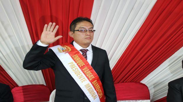 Gobernador de Áncash es condenado a 5 años de prisión — Enrique Vargas