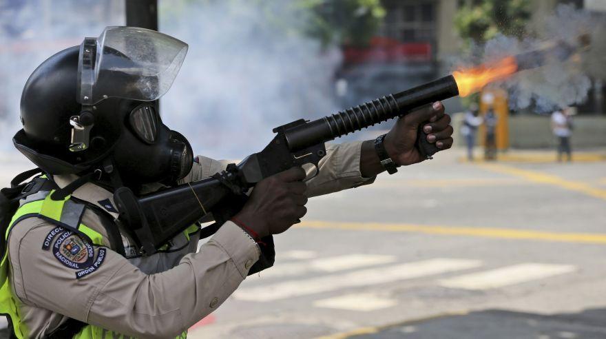 Néstor Reverol: 18 personas están detenidas por hechos violentos registrados en Caracas