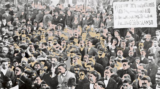 Hace cien años: Crisis en Alemania