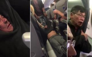 Expulsión del pasajero de United Airlines indigna a China