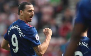 Ibrahimovic y la labor de rejuvenecer al Manchester United