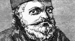 Tras su muerte, el escriba parisino Nicolas Flamel desarrolló una reputación como el supuesto descubridor de la Piedra Filosofal. (Foto: SSPL/ Getty Images)