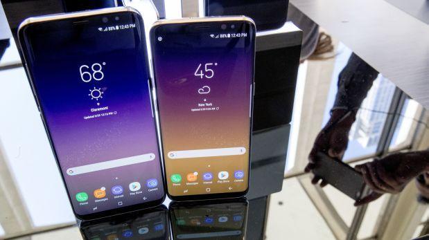 El Galaxy S8 y S8+ ya se encuentran en preventa