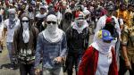 Venezuela vive su quinta protesta del mes contra Maduro - Noticias de carolina cubas
