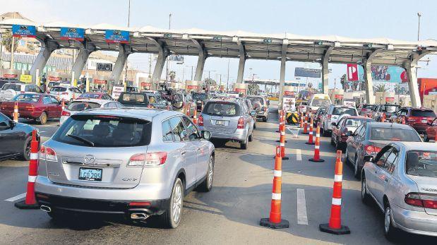 Más de 100 mil vehículos saldrán de Lima en Semana Santa
