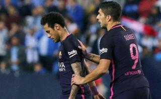 Real Madrid vs. Barza: Neymar se pierde el clásico por sanción