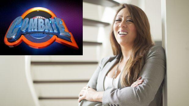 Combate: Cathy Sáenz es la nueva productora del reality de ATV