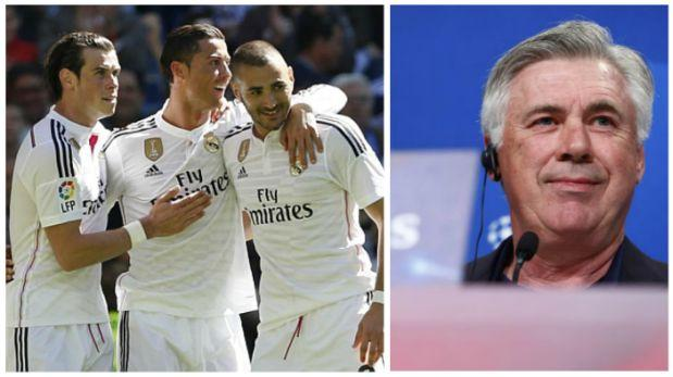El Real Madrid se impuso al Bayern Munich con un Ronaldo implacable