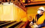 Volumen exportado de cobre creció 44% en febrero