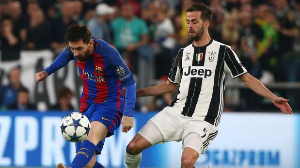 Champions: Juventus goleó 3-0 al Barcelona