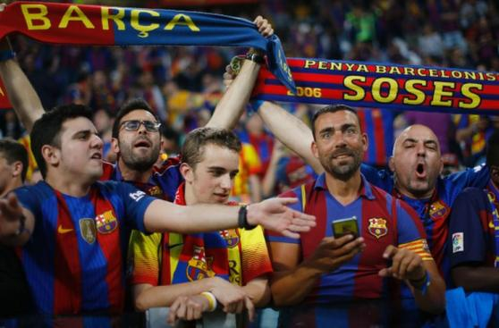 Barcelona vs. Juventus: así se vivió la previa del partidazo