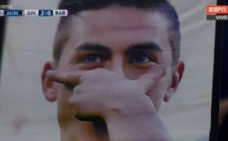 Dybala sensacional: el otro golazo que le anotó al Barcelona