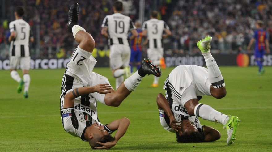 Barcelona-Juventus: los mejores momentos del partido en Turín