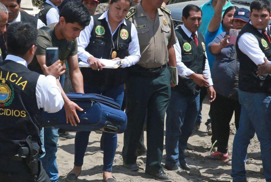 Caso Yactayo: estudiante llevó a PNP a lugar donde quemó restos