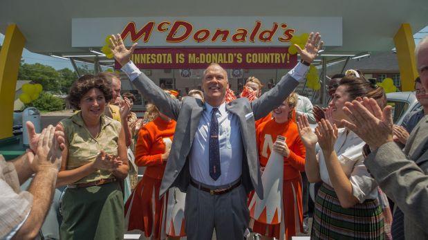 """""""Hambre de poder"""": la historia detrás del éxito de McDonald's"""