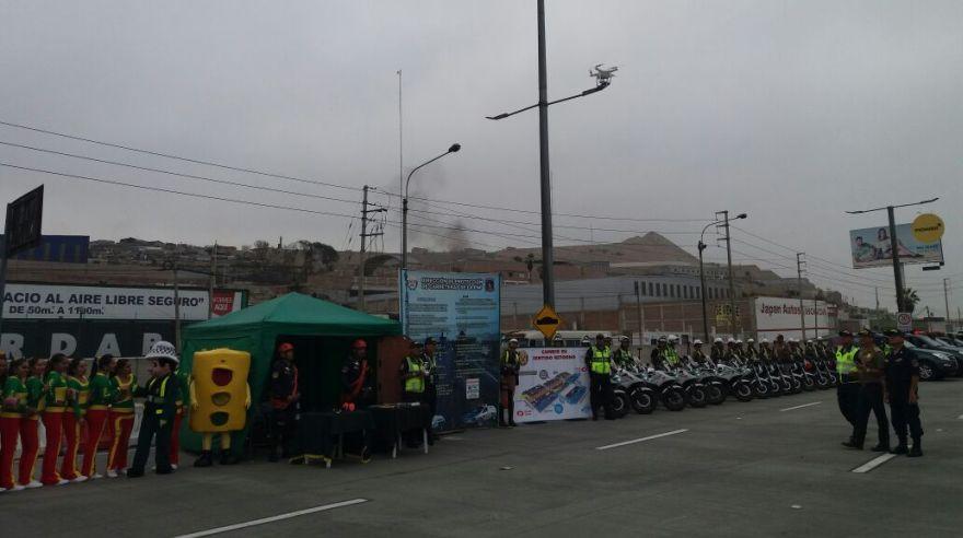 Panamericana Sur: aumenta la seguridad vial por Semana Santa