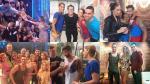 El gran show: detrás de cámaras de Viviana y otros competidores - Noticias de rating de esto es guerra