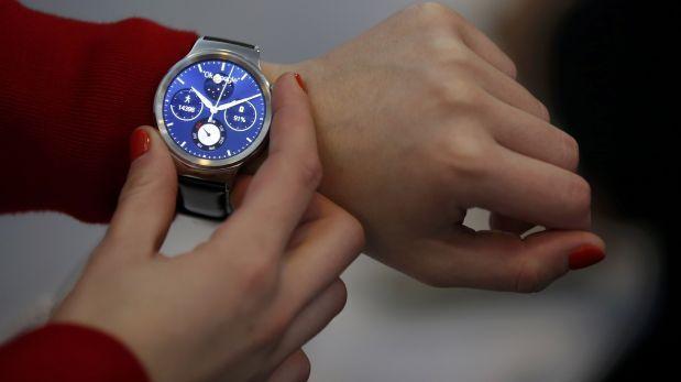 CEO de Huawei no ve muy útil el llevar puesto un smartwatch