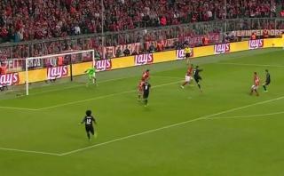 Cristiano Ronaldo: mira el golazo que le anotó al Bayern Múnich