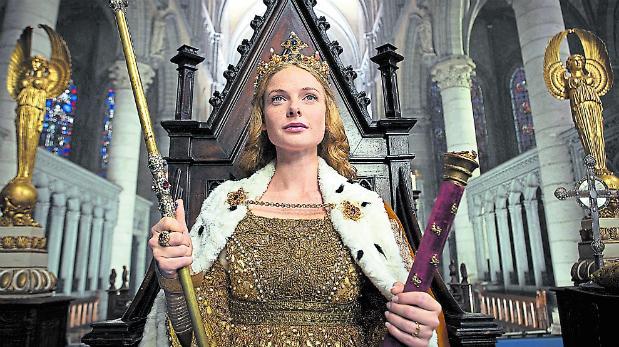 """""""La princesa blanca"""": sangre, sudor y lágrimas por la corona"""