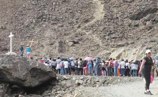Áncash: prohíben peregrinación en el Cerro de la Juventud