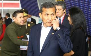 Ollanta Humala y la importancia de la revelación de Odebrecht