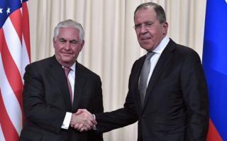 """Rusia y EE.UU. dispuestos al diálogo pese a """"baja confianza"""""""
