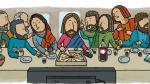 Semana Santa: canciones, libros y filmes que mencionan a Jesús - Noticias de monty python