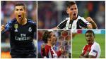 DT Champions: mira los 12 goles de los cuartos de final (ida) - Noticias de antoine griezmann