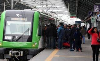 Semana Santa: esta será la frecuencia de trenes del Metro