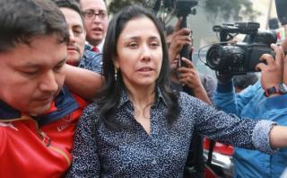 Nadine Heredia pide corroborar dichos de Odebrecht y Barata