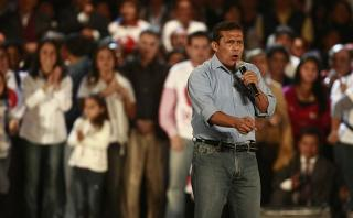 Odebrecht confirma entrega de US$3 millones a Ollanta Humala