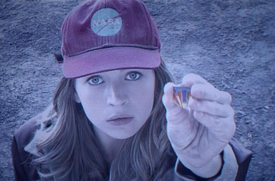Britt Robertson, la bella protagonista de la serie