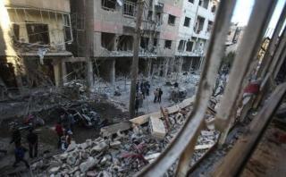 Estados Unidos mató por error a 18 rebeldes sirios