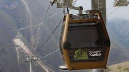 Kuélap: más de 5,000 subieron a teleférico en el primer mes