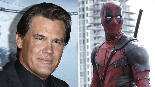 "Josh Brolin se une como Cable al elenco de ""Deadpool 2"""