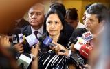 Fiscalía seguirá investigando robo de agendas de Nadine Heredia