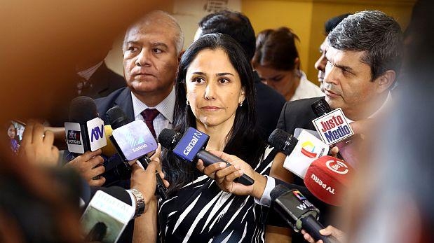 Caso Odebrecht: Nadine Heredia dice que no teme ir a la cárcel