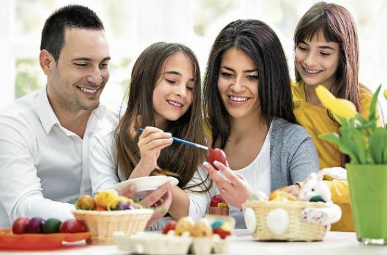 Semana Santa: propuestas para compartir la mesa en familia
