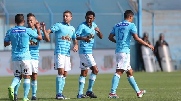 Sporting Cristal: Cristian Ortiz abrió el marcador ante Alianza Atlético
