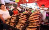 Semana Santa: Mercado de pescado más grande de América Latina