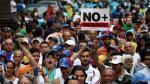 Venezuela: Opositores marchan en todo el país - Noticias de asamblea nacional de venezuela