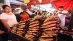 Semana Santa: Mercado de pescado más grande de América Latina - Noticias de la reina de las carretillas