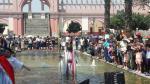 Rímac: 'Cristo Cholo' escenificó bautizo de Jesús [FOTOS] - Noticias de enrique peramas